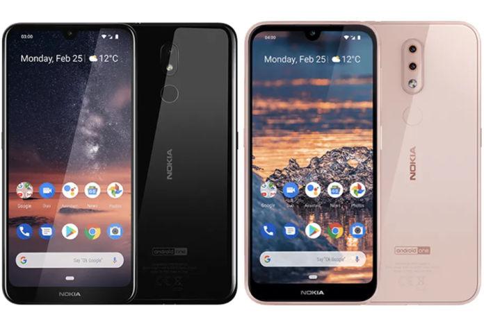 Redmi স্মার্টফোনের চেয়েও সস্তায় পাওয়া যাবে Nokia 3.2 ও Nokia 4.2