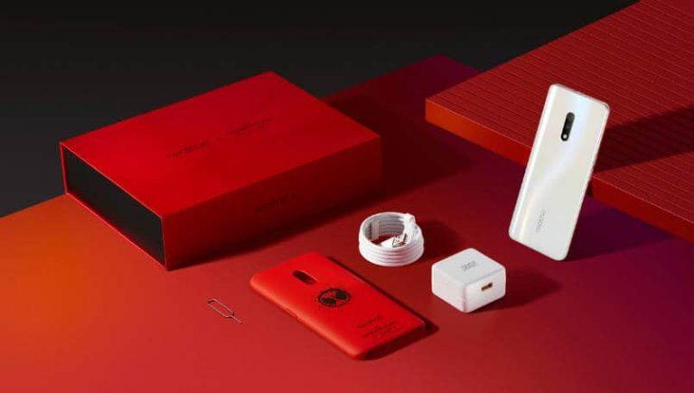 সম্প্রতি লঞ্চ হলো Realme X এর স্পাইডার ম্যান এডিশন