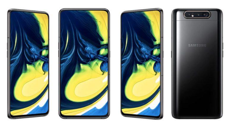 শুরু হল Samsung Galaxy A80 প্রি-অর্ডার