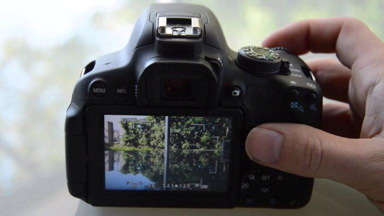 Canon EOS 700D DSLR ক্যামেরা ফোটোগ্রাফির জন্য