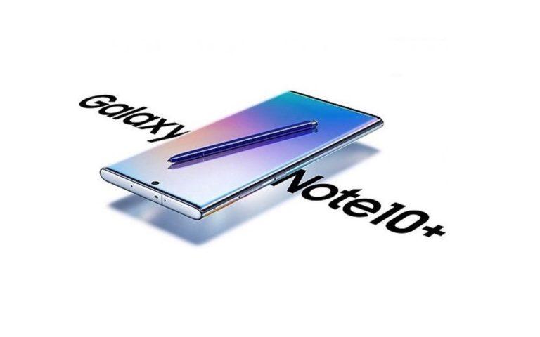 Galaxy Note 10 Plus মোবাইল এখন বাংলাদেশে