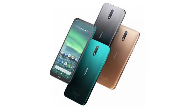 লঞ্চ হচ্ছে Nokia 2.3 মোবাইল !
