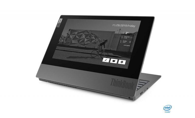 বিশ্বের প্রথম ডুয়েল স্ক্রিনের ল্যাপটপ Lenovo ThinkBook Plus  এবার ভারতে লঞ্চ হল