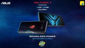 লঞ্চ হল12GB RAM ও 6000mAh ব্যাটারীর সঙ্গে দুর্দান্ত ফোন Asus ROG Phone 3