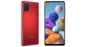লঞ্চ করেছে Samsung Galaxy A21s,  128GB স্টোরেজ ভেরিয়েন্ট শক্তিশালী স্মাটফোন